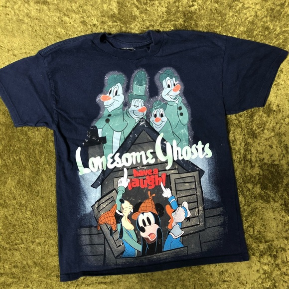 Disney Other - LAST CHANCE🍌Disneyland Lonesome Ghosts t-shirt